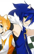 I Don't Mind (Tails X Sonic) Lemon Oneshot by Ciel_and_Payten