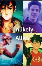 Unlikely Allies. ( PercyJackson/Flash crossover) by Belle_books_