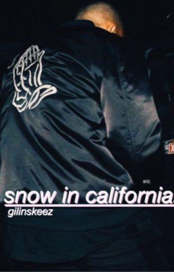 snow in california // j.g