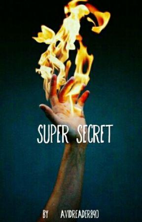 Super Secret by Avid_Reader890