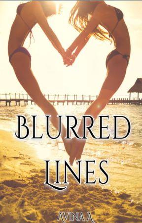 Blurred Lines by avinaalchaar