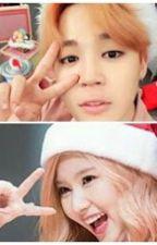 Special Miracles (Jimin BTS & Sana TWICE) by Park-BabyMin