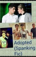 Adopted (Spanking Fic) by WinterGreenGurl