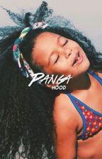 panga  →  hood by pacifyherafi