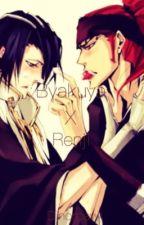 Byakuya X renji by Dinoroaw