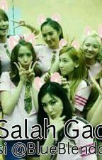 SNSD Salah Gaul (ot9) Versi_BlueBlenddy by BlueBlenddy
