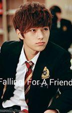 Falling For A Friend by DiamondLifeSlipper