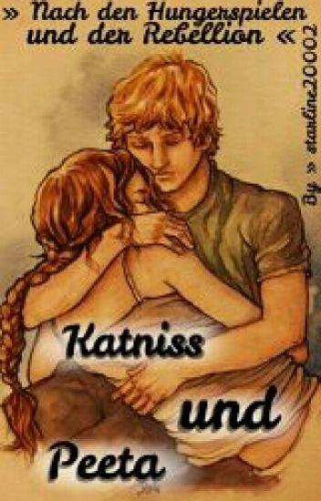 Katniss und Peeta (nach den Hungerspielen und der Rebellion)