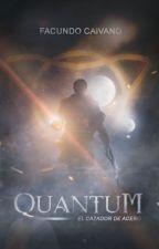 Quantum: El Cazador De Acero by FacundoCaivano