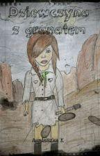 Dziewczyna z granatem by Aguzsa