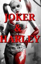 Joker & Harley by Doomiinee