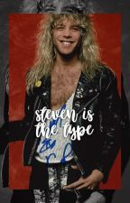 Steven Adler Is The Type by gallizzy