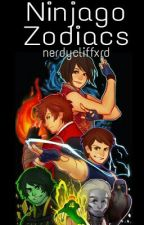 Ninjago Zodiacs by nerdycliffxrd