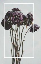 Spirit of Melancholy by _esterify