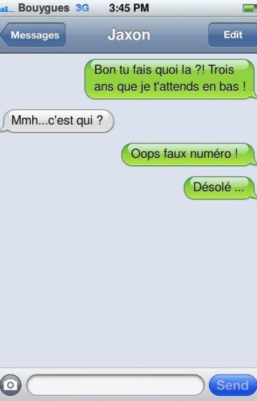 False Identity-SMS.  { Justin Bieber } - PAUSE