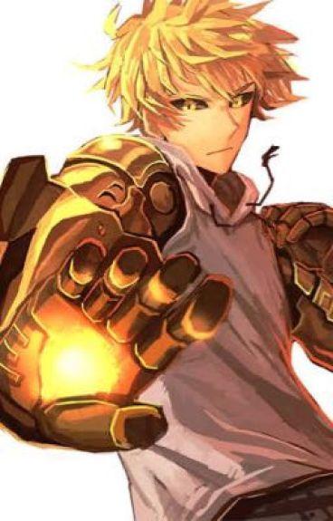 One Punch Man-Genos x Reader