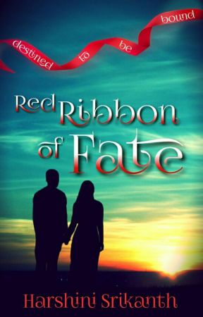 Red Ribbon Of Fate by Happyharshini