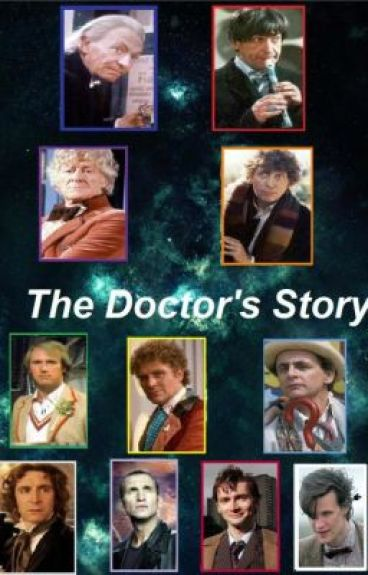 Doctor Who Adventure: The Doctor's Story (Adventure 2) by TimeLordKisser920