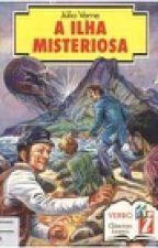 A Ilha Misteriosa by DV_Winchester