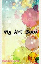 My Art Book by music2cute