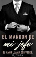 El Mandon De Mi Jefe by 11_05-99tk