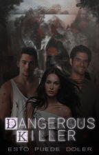 DANGEROUS Killer ➫ Scott Mccall ⇦ |PAUSADA| by Iamelliemartinez