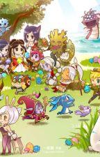 Relatos de League of Legends by Aki-Kurai