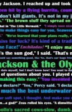 Random Percy Jackson Things by wizigod234