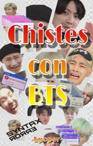 ¡Chistes con BTS!