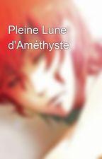 Pleine Lune d'Améthyste by ana-hisoka