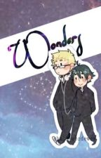 Wonders (A TsukkiYama Fanfic) by shslmayordewey