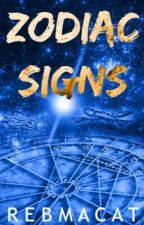 Zodiac Signs by Rebmacat