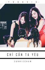 [LONGFIC] Chỉ cần ta yêu - Yoonsic [Chap 1=>19] by zunniechan