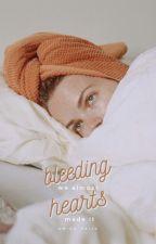 Bleeding Hearts [editing] by vibingly
