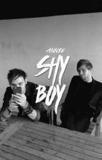 shy boy ; muke by emotionally-