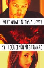 Every Angel Needs A Devil (Red Canyon Mac Love Story). by TheQueenOfNightmare