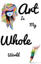 My Art Book (Life) by xXLavenderDreamsXx