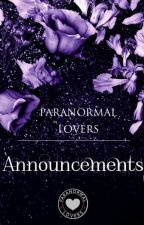 Announcements and Submission Guidelines by ParanormalLovers