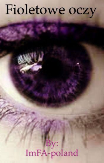 Fioletowe oczy