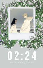 02:24. midorima shintarou. by asschilles