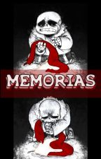 Memorias | UNDERTALE | by MiselPineTree
