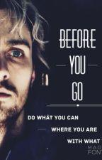 Before you go. |Pietro Maximoff/ Quicklisilver| by ReedAndVeeMoony