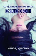 Lo Que No Sabes de Belle by WandaTsubaki