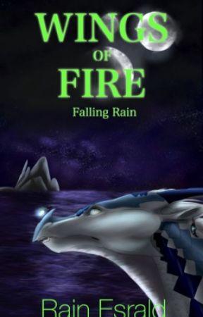 Falling Rain by Fiervence