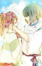 chihiro y kohaku by mapisol