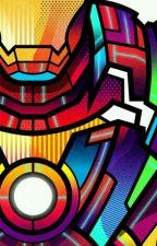 La hija de Tony Stark by vickyvick21