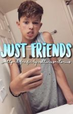 just friends |  j.s. fanfic by ashtinxsartorius