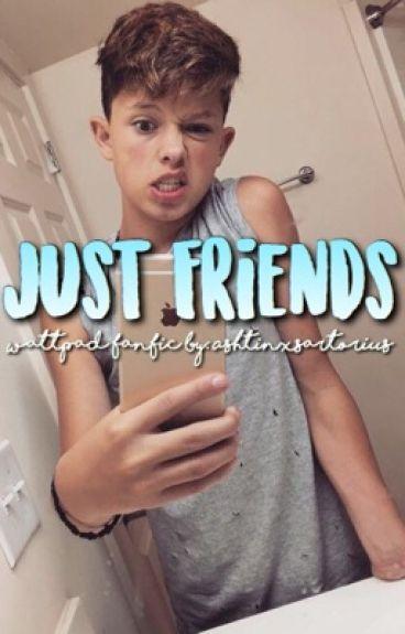 just friends    j.s. fanfic