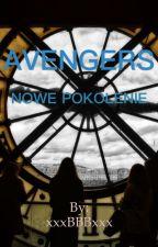 Avengers: nowe pokolenie by xxxBBBxxx