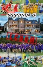 """""""¡Vayamos a LCDOM!"""" by SelenaftCamren"""